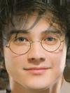 Kwon Sang Woo and Harry Potter