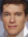 Adam Brody and Arnold Schwarzenegger