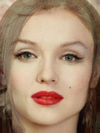 Sophie Ellis Bextor and Marilyn Monroe