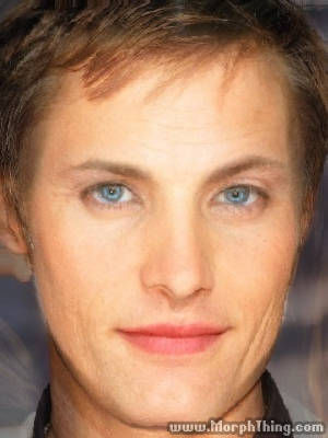 Liv Tyler and Viggo Mortensen Faces Combined Together -