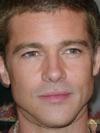 Antonio Banderes and Brad Pitt