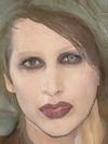 Marilyn Manson and Paris Hilton