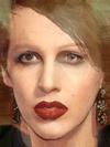 Marilyn Manson and Marilyn Monroe 2