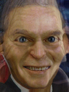 Gollum and George Bush