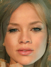 Renee Zellweger and Rihanna