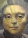 Yoda and Mona Lisa
