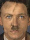 Daniel Craig and Adolf Hitler