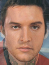 Toby Maguire and Elvis Presley