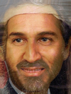 George Bush and Osama Bin Laden