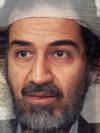 Osama Bin Laden and Saddam Hussein -