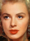 Marilyn Monroe 2 and Ingrid Bergman