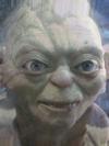 Yoda and Gollum