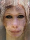 Monkey and Avril Lavigne