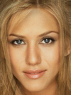 What will your baby look like - Jennifer Aniston and Jessica Alba
