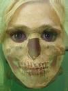Skull and Ashlee Simpson