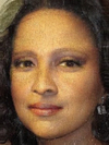 Oprah Winfrey and Mona Lisa