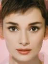 Winona Ryder and Audrey Hepburn