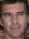 Mel Gibson and Antonio Banderes