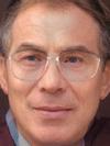 Tony Blair and Dalai Lama