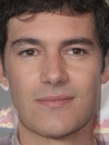 Adam Brody and Antonio Banderes