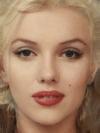 Marilyn Monroe & Scarlett Johansson