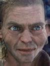 Gollum and Mel Gibson