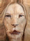Kate Winslet and Lion