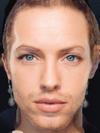 Chris Martin and Angelina Jolie