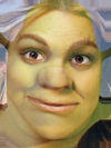Shrek and Britney Spears