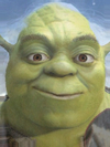 Shrek and Yoda