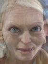 Paris Hilton and Gollum