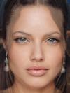 Adriana Lima and Angelina Jolie