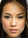 Zhang Ziyi and Alicia Keys