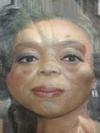 Oprah Winfrey and Yoda