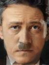 Jon Stewart and Adolf Hitler