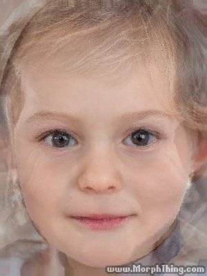 Baby of Angelina Jolie and Gollum