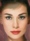 Liv Tyler and Audrey Hepburn