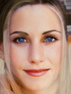 Courtney Cox and Jennifer Aniston