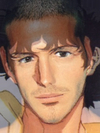 Spike Spiegel and David Beckham