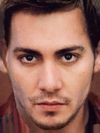 Johnny Depp Morphed with Jake Gyllenhaal -