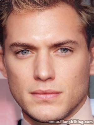 Jude Law and Wentworth Miller