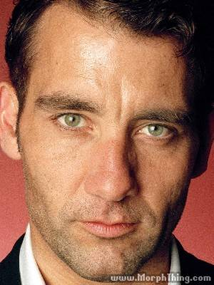 Clive Owen beautiful wallpaper